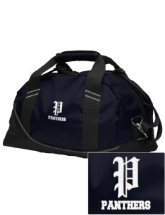 St. Perpetua Catholic School Panthers Embroidered OGIO Half Dome Duffel