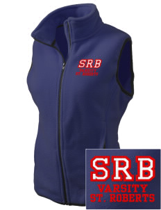 Saint Robert Bellarmine School St. Roberts Embroidered Women's Fleece Vest