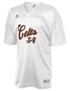 Crespi Carmelite High School Celts  Russell Men's Replica Football Jersey