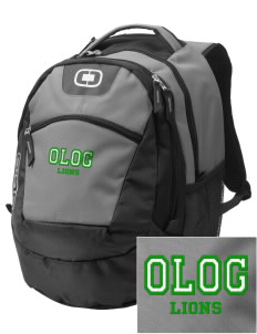 Our Lady Of Guadalupe School Lions Embroidered OGIO Rogue Backpack