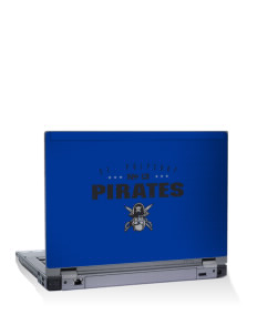 "Saint Polycarp Elementary School Pirates 15"" Laptop Skin"