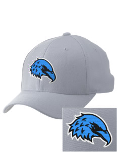 Vivian Banks Charter School Eagles Embroidered Pro Model Fitted Cap