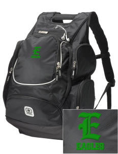 School Of The Epiphany Eagles  Embroidered OGIO Bounty Hunter Backpack