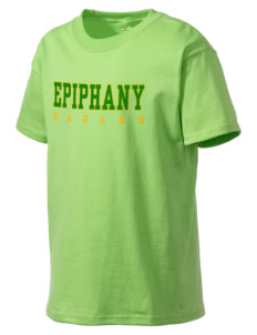 School Of The Epiphany Eagles Kid's Lightweight T-Shirt