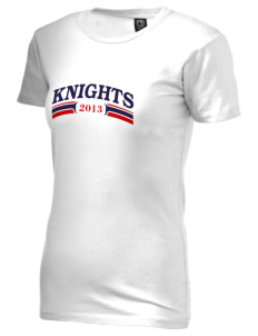 Resurrection Catholic School Knights Alternative Women's Basic Crew T-Shirt