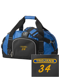 Saint John The Baptist School Trojans  Embroidered OGIO Big Dome Duffel Bag