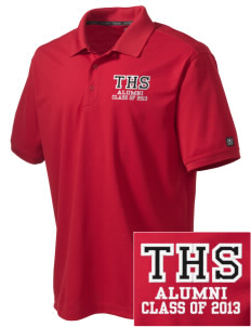 Trinity High School Titans Embroidered OGIO Men's Caliber Polo