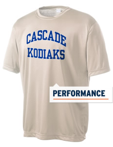 Cascade Middle School Kodiaks Men's Competitor Performance T-Shirt