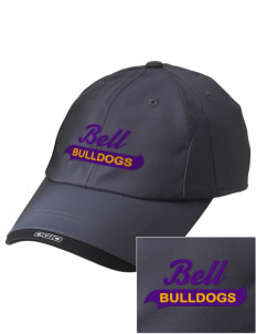 Bell Elementary School Bulldogs Embroidered OGIO X-Over Cap