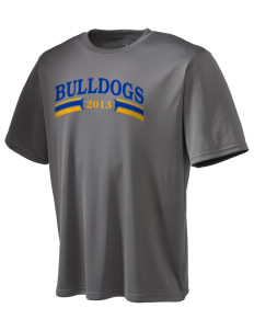Saint Bernadette School Bulldogs Champion Men's Wicking T-Shirt