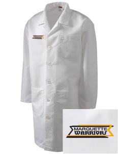 Marquette High School Warriors Full-Length Lab Coat