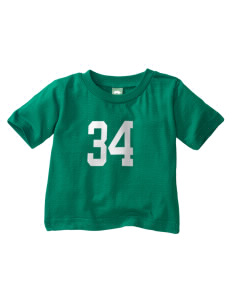 Saint Thomas Aquinas School Irish Shamrocks Toddler T-Shirt