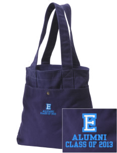 Eckstein Middle School Eagles Embroidered Alternative The Berkeley Tote