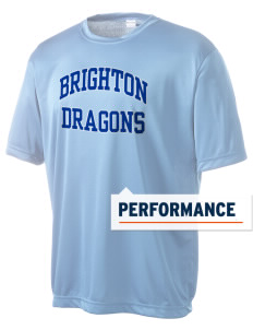 Brighton Elementary School Dragons Men's Competitor Performance T-Shirt
