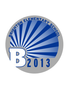 Brighton Elementary School Dragons Sticker