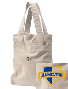 Hamilton Middle School Hawks Embroidered Alternative The Berkeley Tote