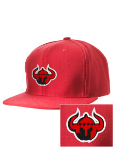 King's West School Warriors Embroidered D-Series Cap
