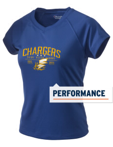 Saint Peter School Chargers Champion Women's Wicking T-Shirt