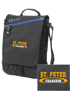 Saint Peter School Chargers Embroidered OGIO Module Sleeve for Tablets