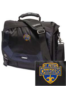 Saint Peter School Chargers Embroidered OGIO Jack Pack Messenger Bag