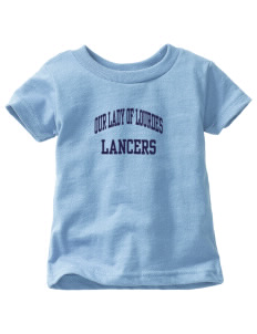 Our Lady Of Lord Saint James School Lancers  Toddler Jersey T-Shirt