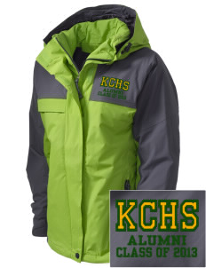 Kearney Catholic High School Stars  Embroidered Women's Nootka Jacket