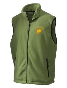 Kearney Catholic High School Stars Embroidered Unisex Wintercept Fleece Vest