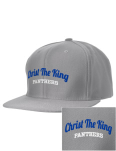 Christ The King School Panthers Embroidered D-Series Cap