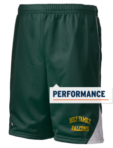 "Holy Family School Falcons Holloway Men's Possession Performance Shorts, 9"" Inseam"