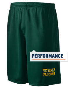 "Holy Family School Falcons Holloway Men's Speed Shorts, 9"" Inseam"
