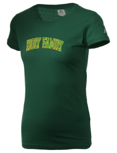 Holy Family School Falcons  Russell Women's Campus T-Shirt