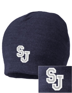 Saint Joseph School Jaguars Embroidered Beanie