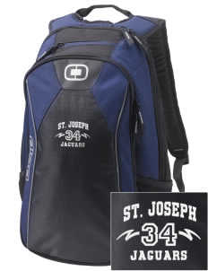 Saint Joseph School Jaguars Embroidered OGIO Marshall Backpack