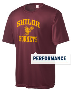 Shiloh Elementary School Hornets Men's Competitor Performance T-Shirt