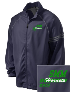 Saint Margaret Mary School Hornets Embroidered adidas Men's ClimaProof Jacket
