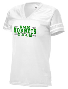 Saint Margaret Mary School Hornets Holloway Women's Fame Replica Jersey