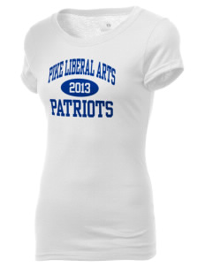 Pike Liberal Arts School Patriots Holloway Women's Groove T-Shirt