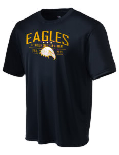 Deerfield Christian Academy Eagles Champion Men's Wicking T-Shirt
