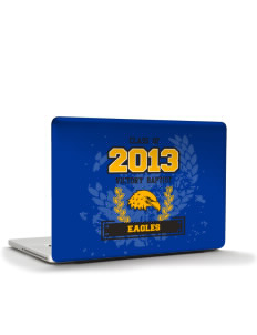 "Victory Baptist Academy Eagles Apple Macbook Pro 17"" (2008 Model) Skin"