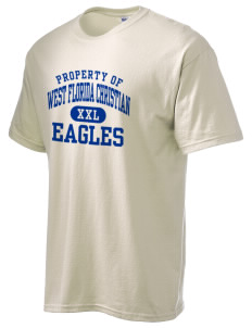 West Florida Christian School Eagles Ultra Cotton T-Shirt