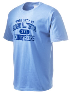 Pleasant Valley Christian Academy Kingfishers Ultra Cotton T-Shirt