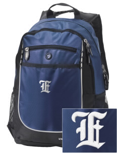 The King's Christian Academy Eagles Embroidered OGIO Carbon Backpack