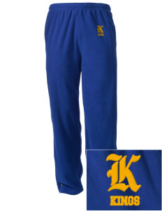 Trinity Lutheran School Kings Embroidered Holloway Men's Flash Warmup Pants