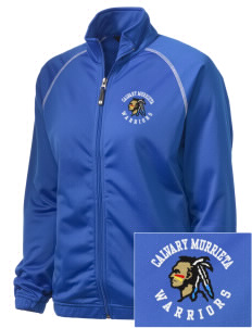 Calvary Murrieta Warriors Embroidered Holloway Women's Attitude Warmup Jacket