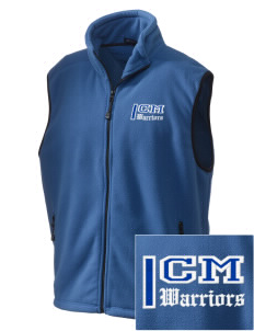 Calvary Murrieta Warriors Embroidered Unisex Wintercept Fleece Vest