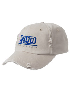 Monsignor Donovan High School Griffins Embroidered Distressed Cap