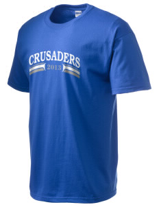 Sierra Madre Academy Crusaders Ultra Cotton T-Shirt