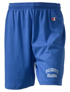 "New Age Academy Learning Institute Dragons  Champion Women's Gym Shorts, 6"" Inseam"