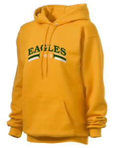 Berean Academy Eagles Unisex Hooded Sweatshirt