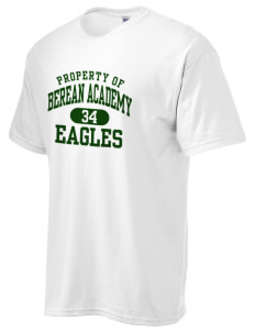 Berean Academy Eagles Ultra Cotton T-Shirt